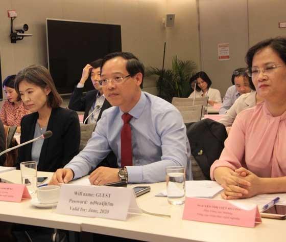 Hội thảo tham vấn xây dựng kế hoạch triển khai khung trình độ quốc gia Việt Nam