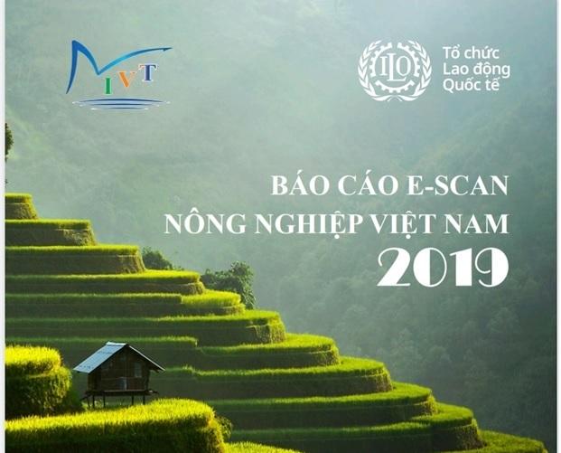 Báo cáo E-Scan nông nghiệp Việt Nam 2019