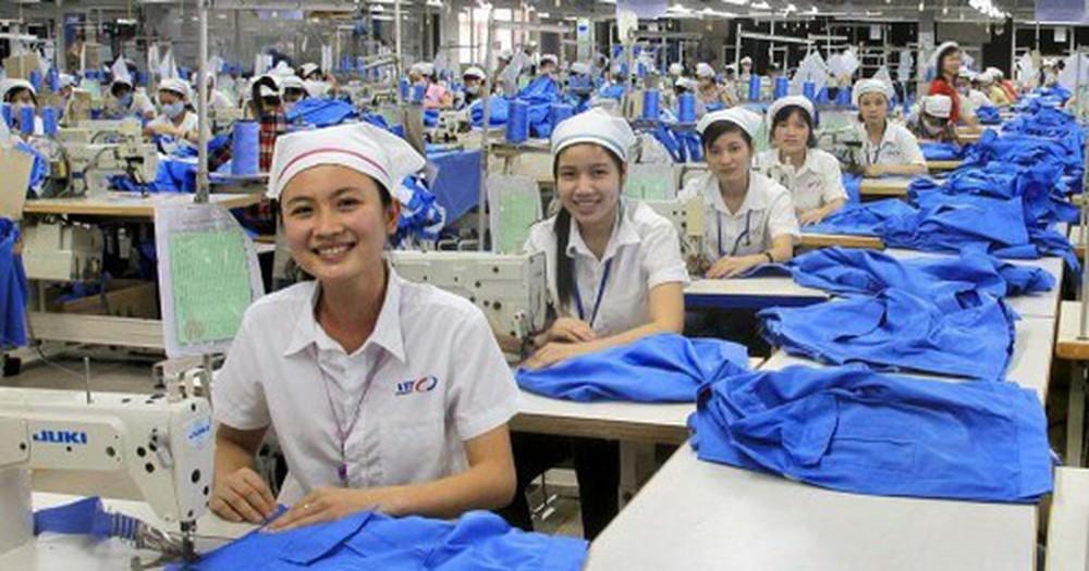 Việc làm của lao động nữ di cư tại Hà Nội