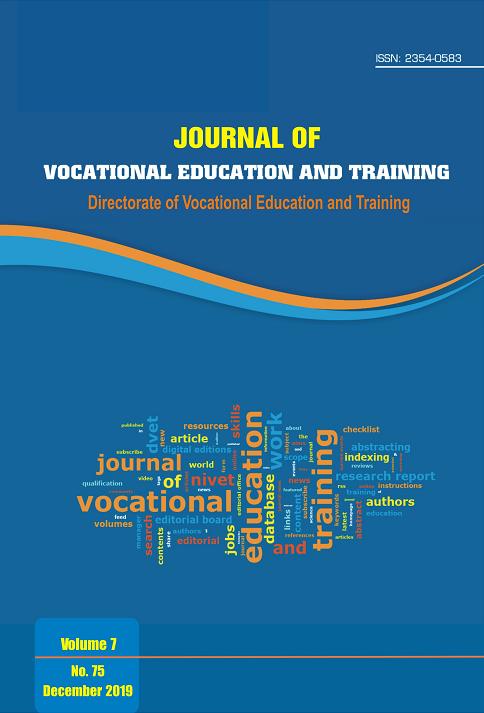 Tạp chí Giáo dục nghề nghiệp số 75