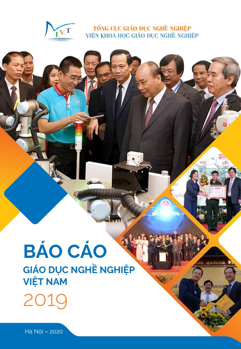 Báo cáo Giáo dục nghề nghiệp Việt Nam 2019
